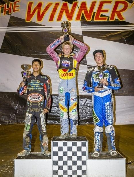 Janniro Wins Fourth California State Speedway Championship! | California Flat Track Association (CFTA) | Scoop.it
