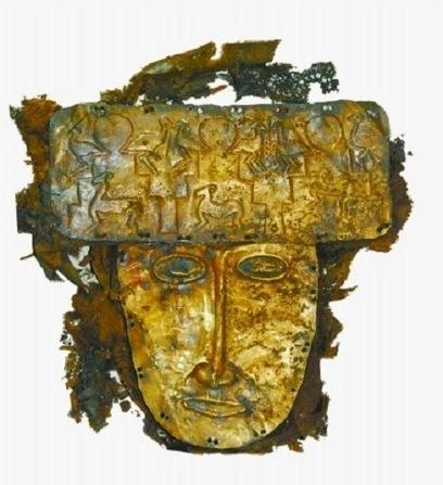Gold masks shine light on lost Himalayan kingdom | Centro de Estudios Artísticos Elba | Scoop.it
