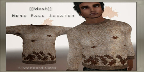 THIRD LIFE: -FARSPIRE FASHION- GIFTS | Second Life Male Freebies | Scoop.it