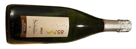 Vin de Savoie: domaine Denis et Didier Berthollier, Cuvée 85.3, Cremant de Savoie   IRWT - Vins de Savoie & du Bugey   Scoop.it