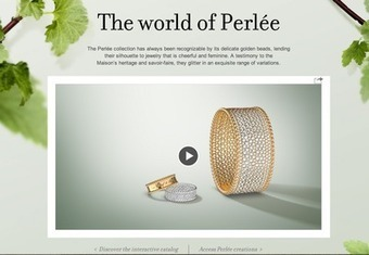 Van Cleef & Arpels channels heritage of luck to engage consumers - Luxury Daily - Internet | Social media et Luxe | Scoop.it