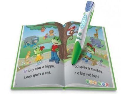 LeapReader, le stylo éducatif pour enfant   Tout le web   Scoop.it