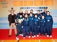Championnat du monde de tennis de table adapté : beau palmarès pour l'équipe de France | Handirect - Le média des situations handicapantes | Scoop.it