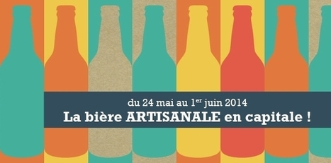Paris Beer Week: Festival de la bière artisanale | Les Apérologues | Scoop.it