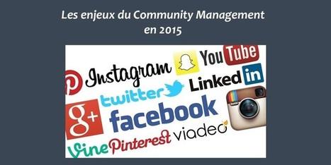 Les enjeux du Community Management en 2015 | Les réseaux sociaux : ce qu'il faut savoir | Scoop.it
