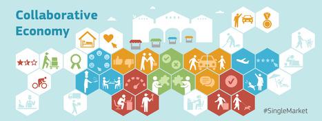 Un agenda européen pour l'économie collaborative | Emploi et formation selon l'UE | Scoop.it