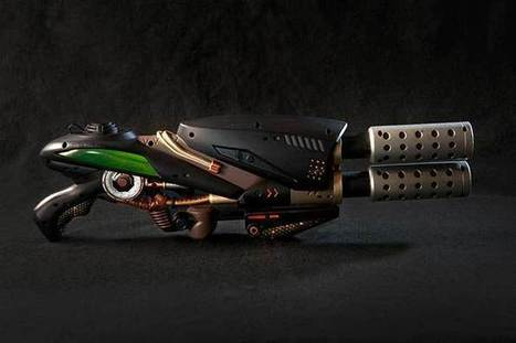 Mad Jacks Armory - Bespoke Hand Artillery | VI Geek Zone (GZ) | Scoop.it