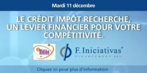 Le crédit impôt recherche le Mardi 11 décembre 2012 dès 08H30 à La Cantine Toulouse   La Cantine Toulouse   Scoop.it