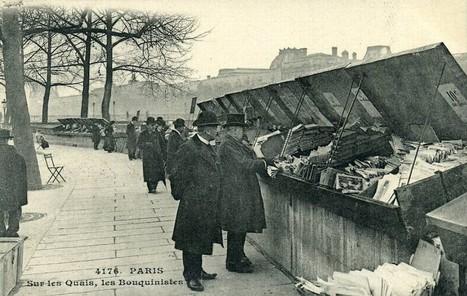 Histoire des bouquinistes des quais de Seine | Paris Insolite | Histoire de France par ClC | Scoop.it