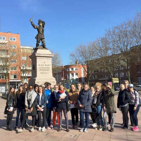 Echange Abibac | Vie culturelle du lycée Angellier Dunkerque | Scoop.it