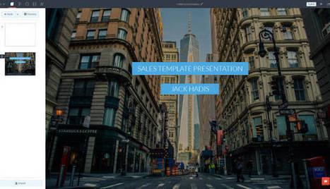 6 alternatives modernes à PowerPoint | Emeline | Scoop.it