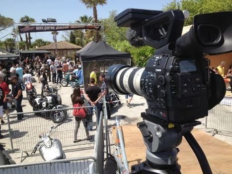 Using the Canon EOS C300 for a Harley-Davidson event via @pauljoy #HDSLRscoop | Symbols | Scoop.it