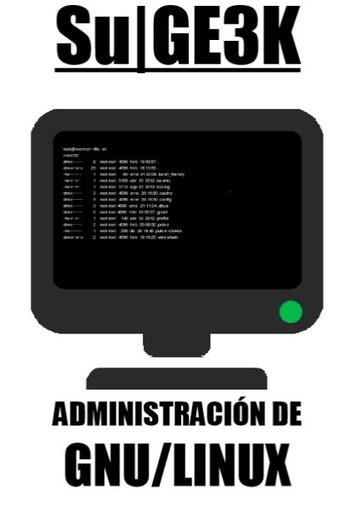 Administración de Servidores GNU/Linux (PDF) | Cursos | Scoop.it