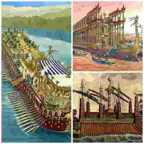 Megabarcos de la Antigüedad | LVDVS CHIRONIS 3.0 | Scoop.it