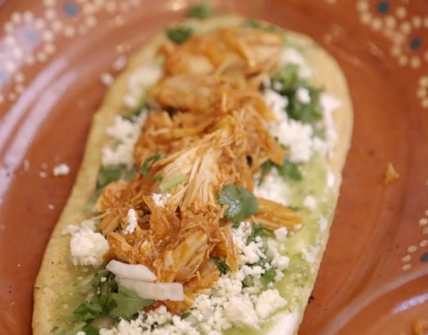 Huaraches | recipe | Scoop.it