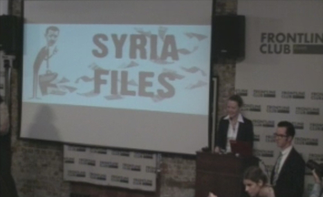 July9: WikiLeaks starts publishing two million 'Syria Files' emails | News from Syria | Scoop.it
