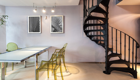 Top Tips for a Stylish Staircase | HSS Tool Hire Blog | DIY | Scoop.it