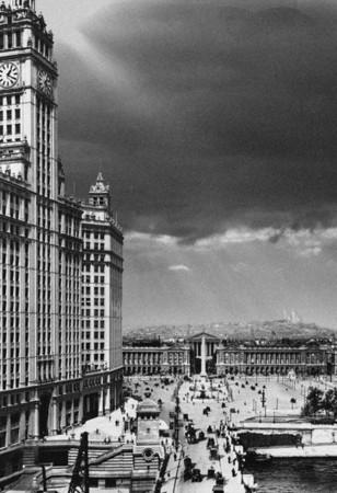 EN IMAGES - Haussmanhattan : le mélange entre Paris et New York | Littérature, Philosophie, Art, Architecture,... | Scoop.it