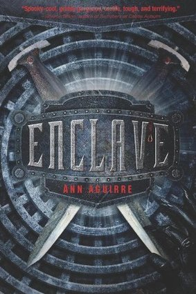 Book Review: Enclave by Ann Aguirre Apocalypse, Young Adult ...   Dystopian Fiction   Scoop.it