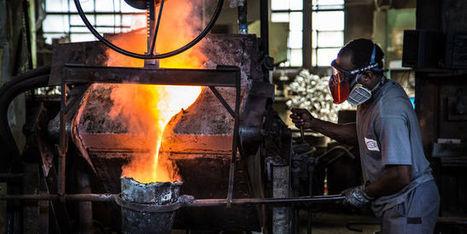 A la nouvelle fonderie Gillet, «il faut se battre tous les jours, et c'est ce qu'on fait» | Forge - Fonderie | Scoop.it