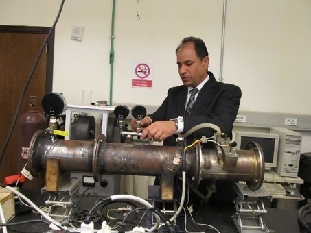 AUC researchers devised a thermoacoustic heat engine to convert thermal energy into electricity | Égypte-actualités | Scoop.it