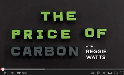 Reggie Watts explains why we need a price on carbon | Sustainable Futures | Scoop.it
