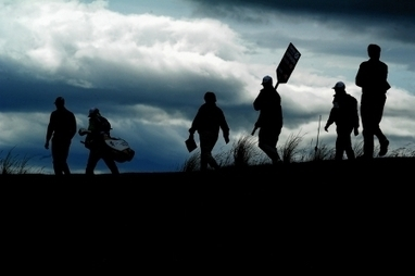 Highlands set for spin-off from golf TV exposure - Strathspey and Badenoch Herald | Scottish Battlefields | Scoop.it