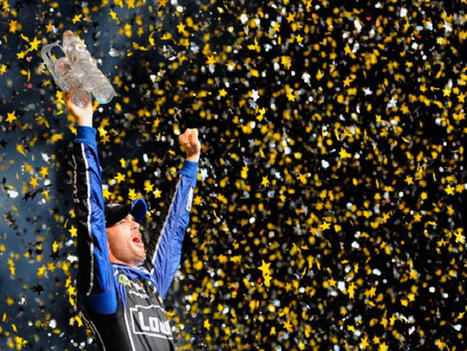 Jimmie Johnson Wins 6th NASCAR Championship - WBFS | NASCAR After Texas | Scoop.it
