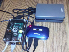 BlueDayLabs: Raspberry PI NAS | Raspberry Pi | Scoop.it