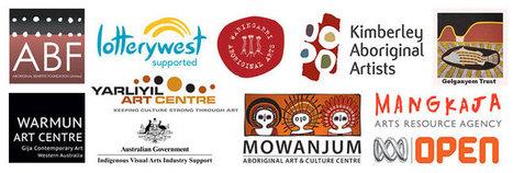 Kimberley Aboriginal Artists: Events   History   Scoop.it