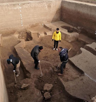 The Archaeology News Network: Chinese archaeologists locate ancient city famed for political reform | Histoire et Archéologie | Scoop.it