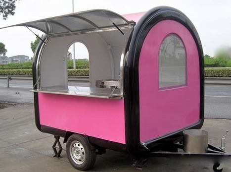 Mobile Catering Trailer - Kiosk - made to order | Free Ads - Postzoo.com | Scoop.it