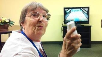 Senior citizens and video games: Skip the shuffleboard, grab the PlayStation - Chicago Tribune | Boulder Seniors | Scoop.it