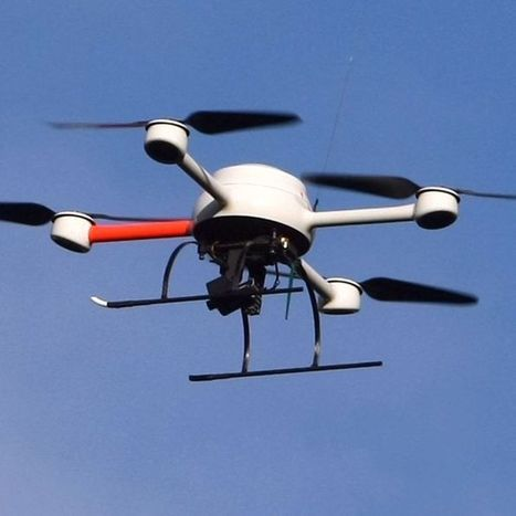 Drone allegedly used in attempt to smuggle drugs into Melbourne prison - ABC Online | Aviation OHS | Scoop.it