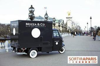 Mozza & Co, le food Truck italien à Paris   Food Trucks actu   Scoop.it