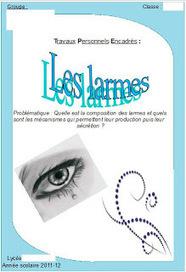 Page de présentation | Glandes Lacrymales | Scoop.it