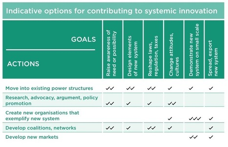 The Social Innovator's Guide to Systems Thinking Part II | Systems Thinking and Social Impact | Scoop.it