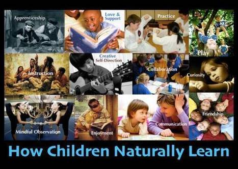 How Children Naturally Learn | Creative by Nature | Teacher's corner | Scoop.it