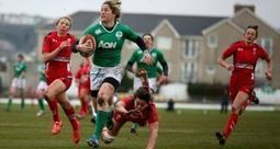 Ireland keep Women's Six Nations title hopes alive as they whitewash Wales - Irish Times | Diverse Eireann- Sports culture and travel | Scoop.it