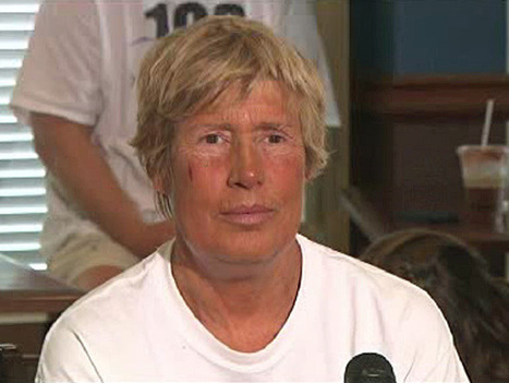 Oceans Away For Swimmer Diana Nyad - WBFS | Swimmingly Yours | Scoop.it