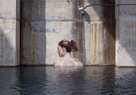 A Street Artist Paints on Melting Icebergs - Meet Sean Yoro aka Hula | Street Art and Street Artists | Scoop.it