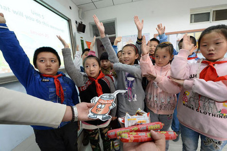 China eases up on English for students | Free English Language Learning Resources | Scoop.it