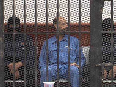 Is #Libya too scared to put Saif Gaddafi on trial?  | History is the best judge. Ask Libyans ! #Gaddafi #hero | Saif al Islam | Scoop.it