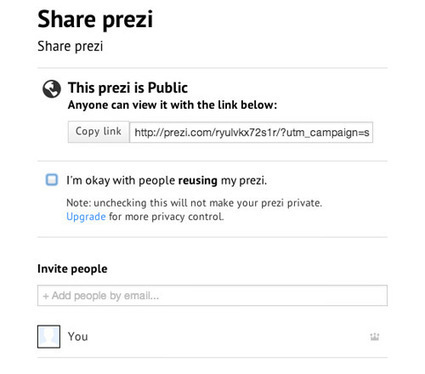 15 Tips & Tricks To Help You Master Prezi | Education | Scoop.it
