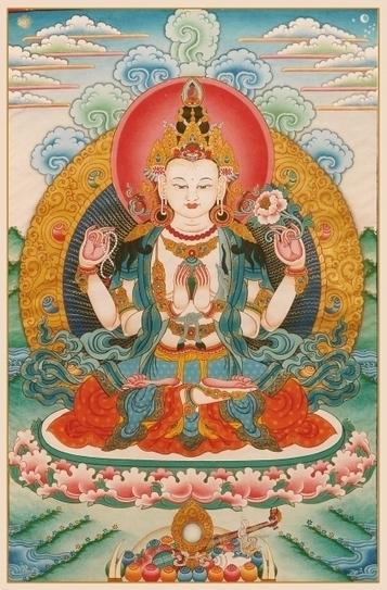 Psychology of Buddhist Tantra | promienie | Scoop.it
