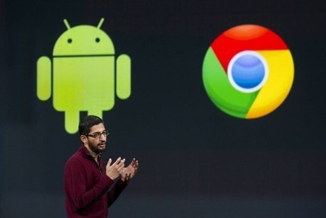 Chrome OS est mort, vive Android ! | Geek in your face | Scoop.it