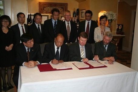Australia, China join on global food security | CRC for Plant Biosecurity | Plant Pests - Global Travellers | Scoop.it
