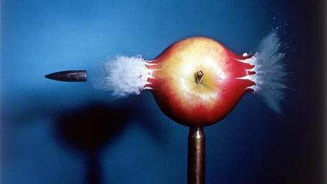 Harold Edgerton: The man who froze time - BBC News | Camera Techique | Scoop.it