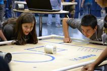 Robotics and Computing Help Make Sense of Math   Heron   Scoop.it