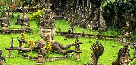 Découvrez le Parc du Bouddha, au Laos. - MétéoCity | Info-Tourisme | Scoop.it